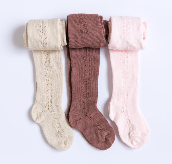 Side Crochet Tights Bundle