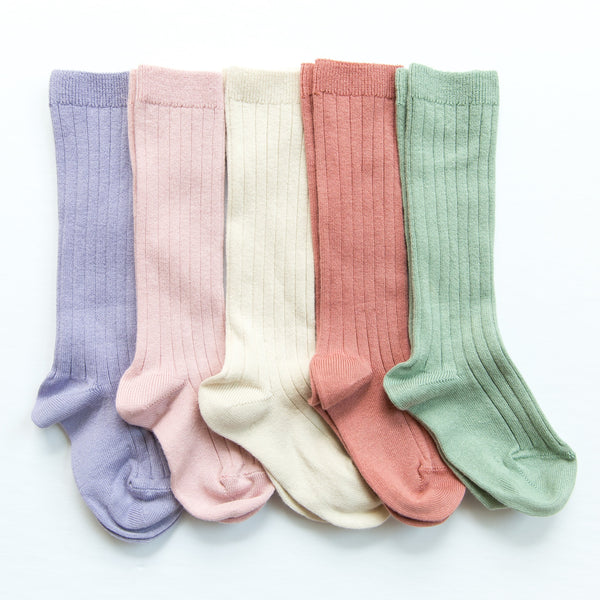 Spring Knee Socks Bundle