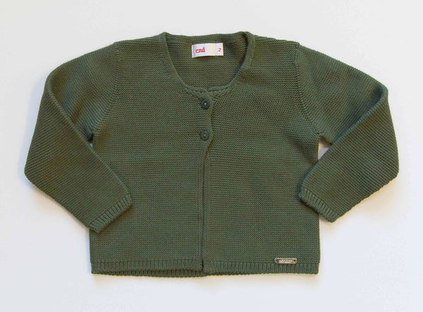 Evergreen Knit Cardigan