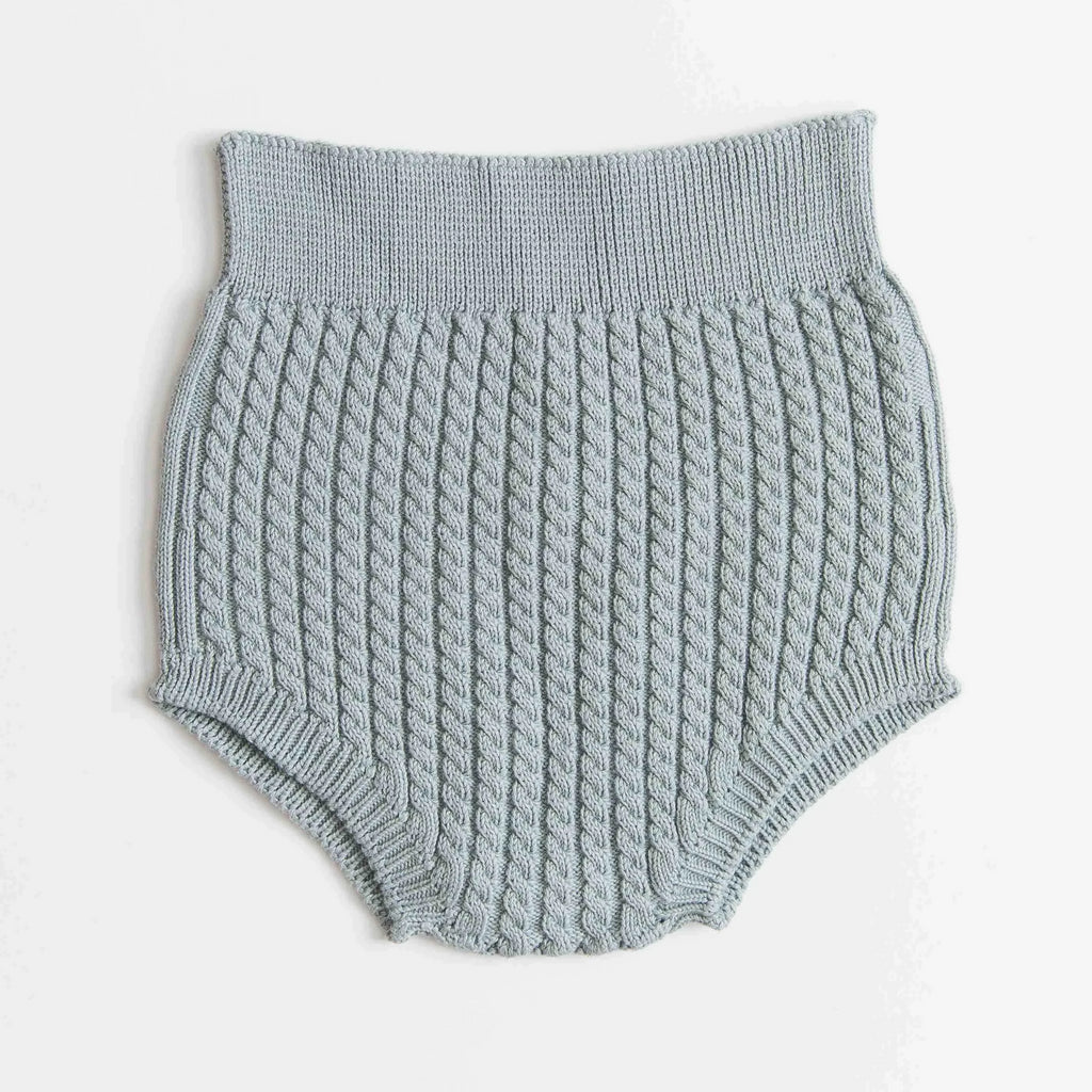 Rosemary Cable Knit Bloomers