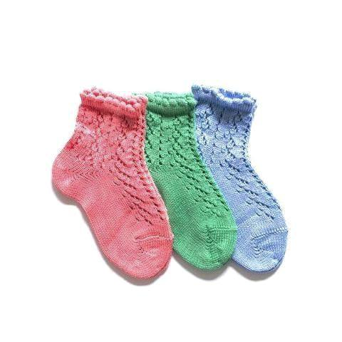 Crochet Short Socks Bundle