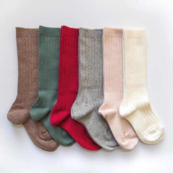 Winter Knee Socks Bundle