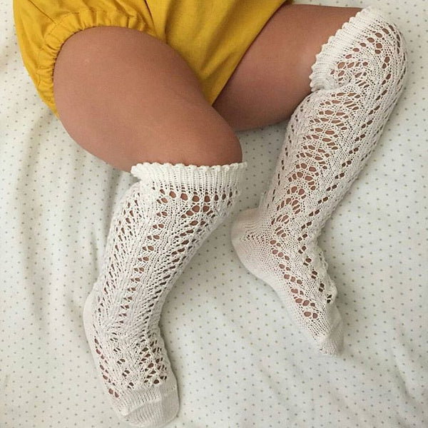 Crochet Knee Socks