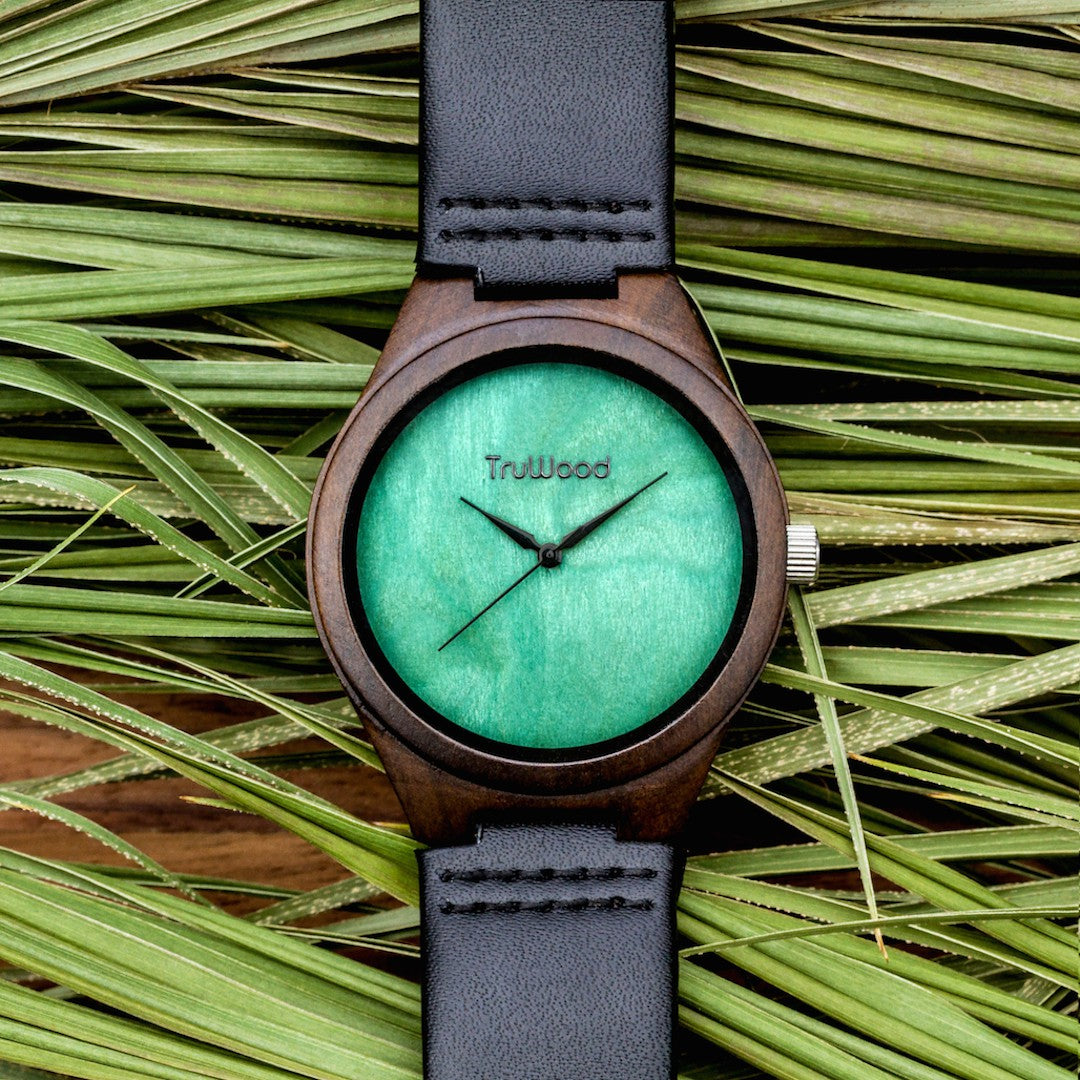 beautiful stark wooden watch truwood