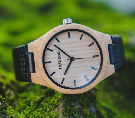 Executive Wooden Watch