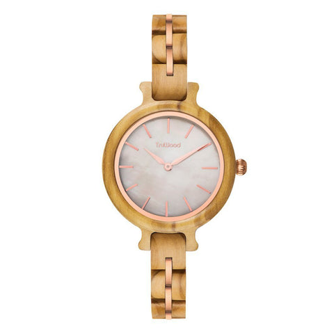 TruWood Rose Watches