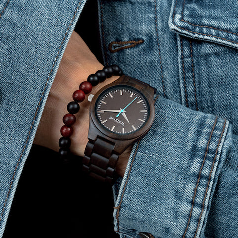 Hawk Wooden Watch