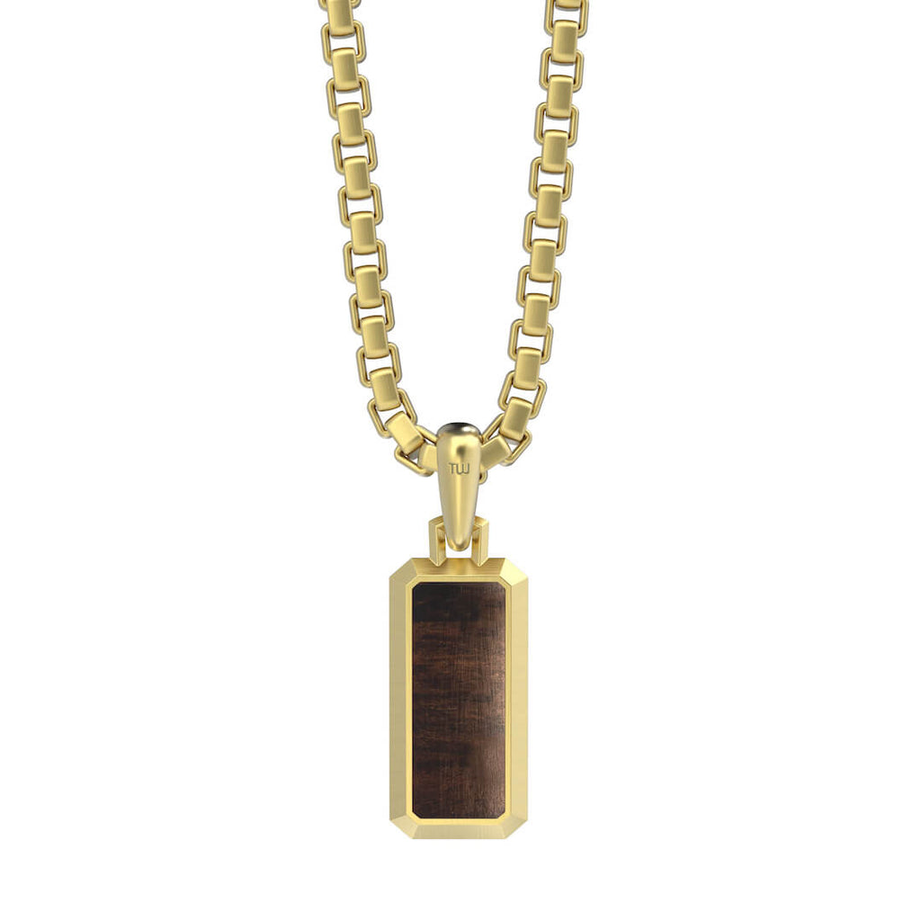 Dog Tag - Gold