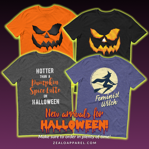 New Arrivals for Halloween 2017!