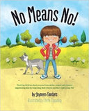 feminist books for children - No Means No!