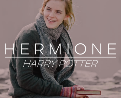 Hermione Granger, Harry Potter, 10 Badass Fictional Females