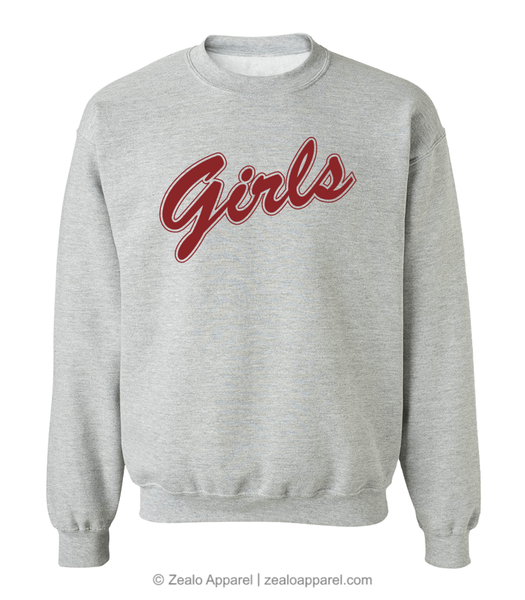 Friends TV Show Monica Geller Girls Sweater - Zealo Apparel Sweatshirts