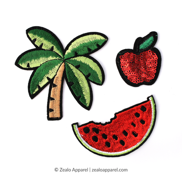 Fruity Patch Pack