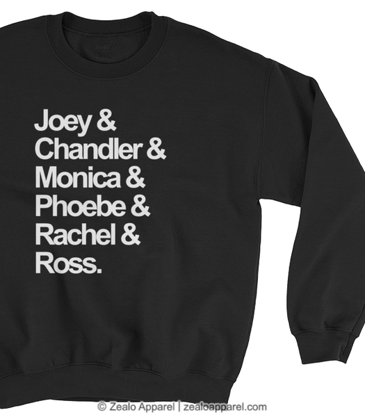 Friends Squad Goals Sweater