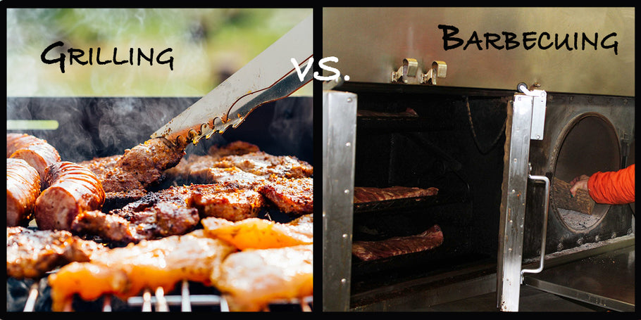 Are You Barbecuing or Grilling?