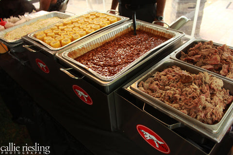 Bird Dog BBQ Catering Buffet