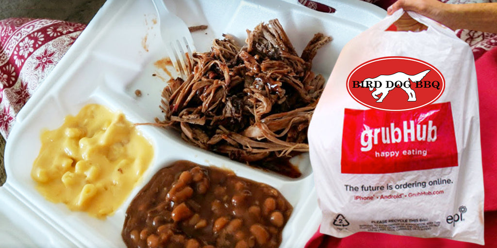 Bird Dog BBQ Delivery GrubHub - Colorado Springs and Fountain Colorado