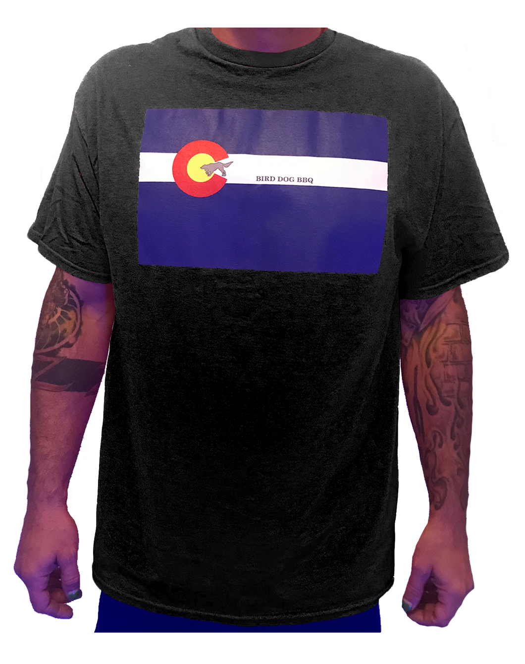 Short Sleeve Colorado T-Shirt