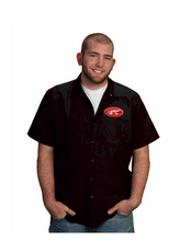 Load image into Gallery viewer, Bird Dog BBQ Mechanic Style Shirt