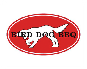 Bird Dog BBQ Decal