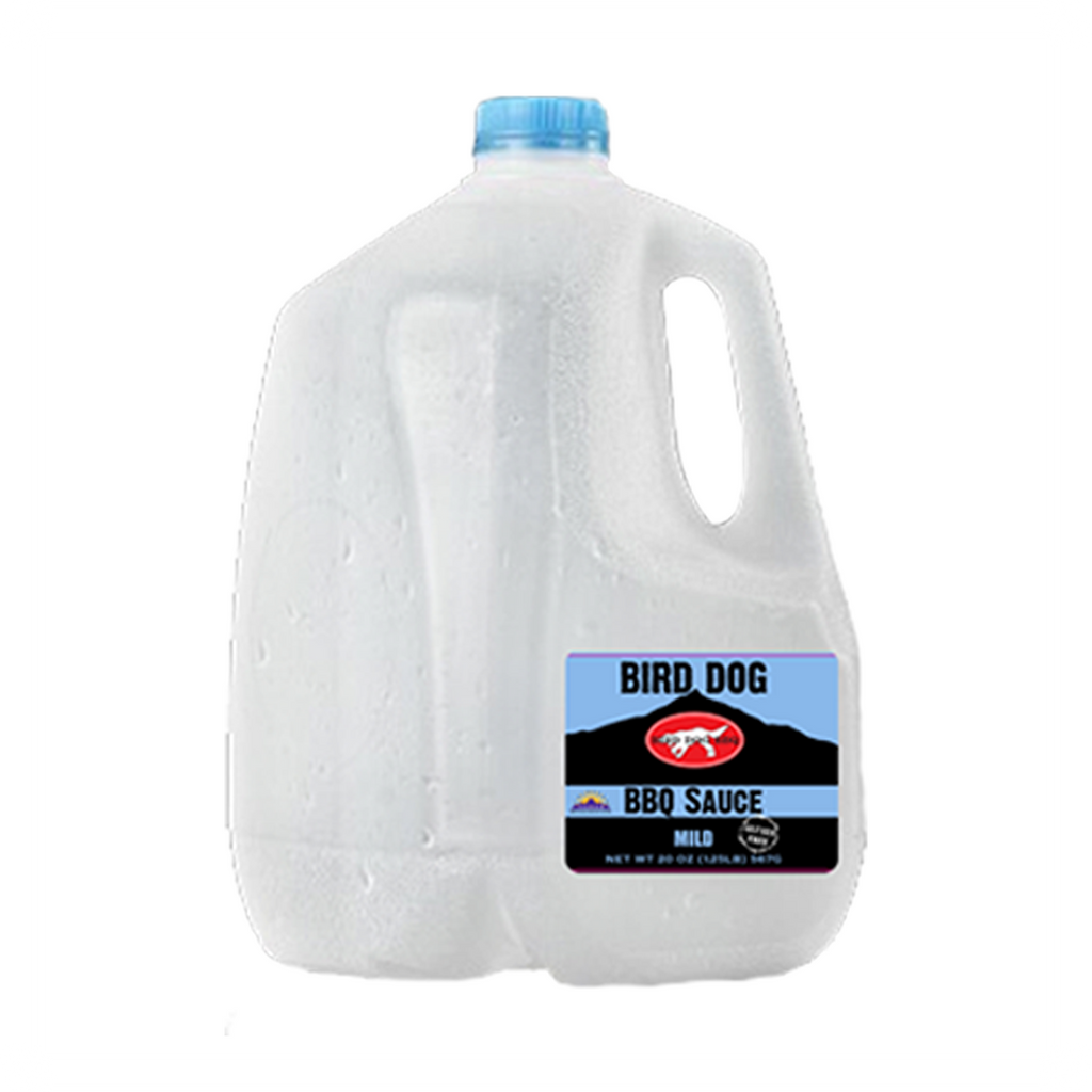 Wholesale 1 Gallon Jug: Mild Sauce