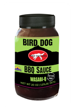 Load image into Gallery viewer, Bird Dog BBQ Wasabi-Q BBQ Sauce