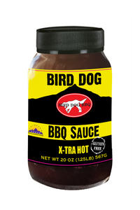 Bird Dog BBQ X-Tra Hot BBQ Sauce