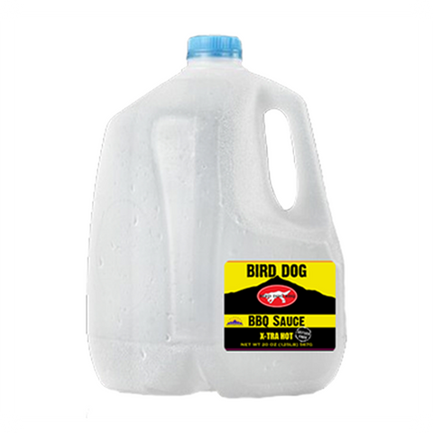 Wholesale 1 Gallon Jug: X-Tra Hot Sauce