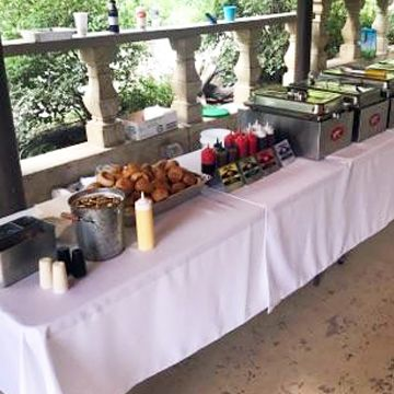 Bird Dog BBQ wedding catering Colorado