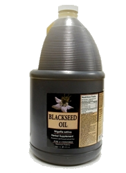 Black Seed Oil 128 oz (1 Gallon)