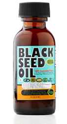 2 oz Black Seed Oil 60ml / 2oz