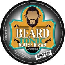 HAIR - Beard Tonic Butter Blend 5.5 oz