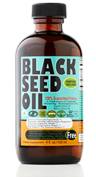 4 oz Black Seed Oil 120 ml / 4 oz