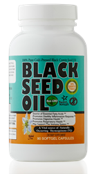 Black Seed Oil -Softgel 60 Caps 1000mg