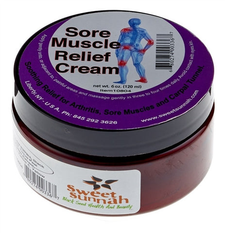 BODY - Body Muscle Cream 5.5 oz.