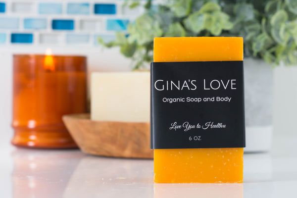 Citrus Lavender Love Soap Bar
