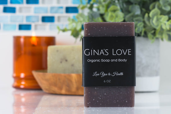 Lavender Love Soap Bar