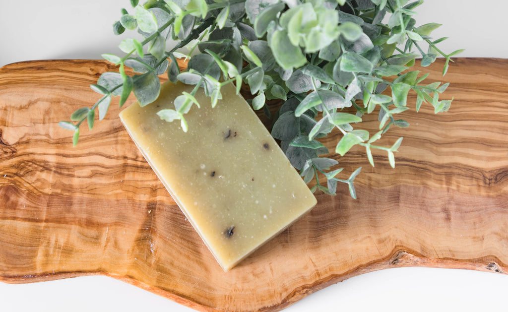 Peppermint Love Soap Bar