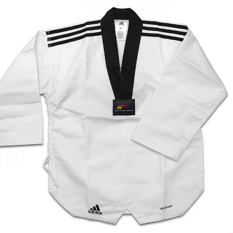 Adidas Grand Master II TKD Uniform with 3 Stripes