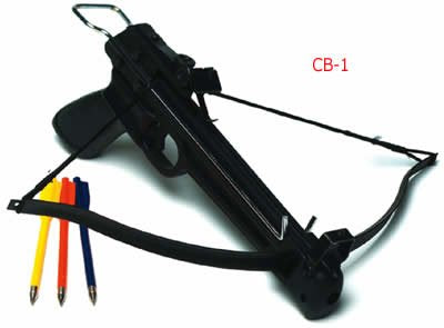 CB-1 50 Pound Crossbow