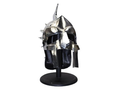 Gladiator Roman Maximus Style Helmet Armor with Spikes