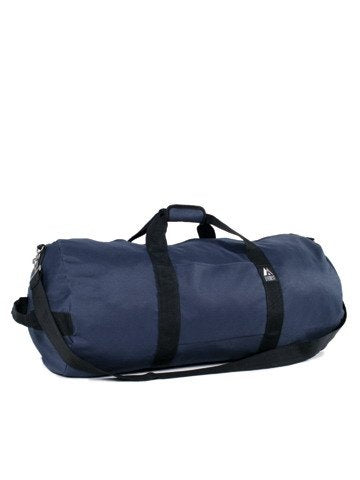 Everest 30P Round Duffels - Navy