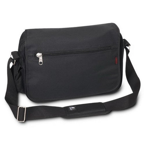 Everest 059 Casual Messenger Briefcase - Navy