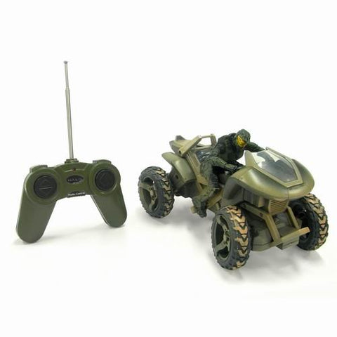 Halo Radio Control Mongoose with Master Chief Figure