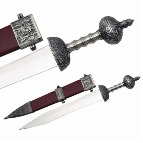 Burgundy Imperial Gladiator Sword