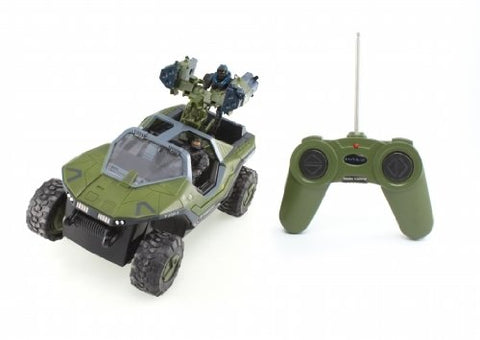 Halo R/C Full Function Reach Rocket Warthog with Carter & Noble Six