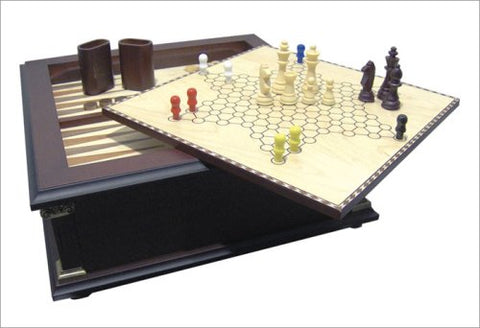Classic 3-in-1 Game Set