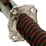 Ace Martial Arts Black Samurai Decorative Katana