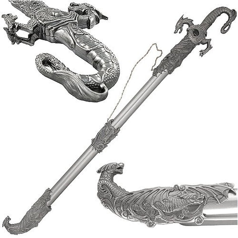 2nd Gen. Saint George Dragon Saber Fantasy Knight Sword
