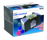 Deluxe 4 Deck Card Shuffler by Brybelly